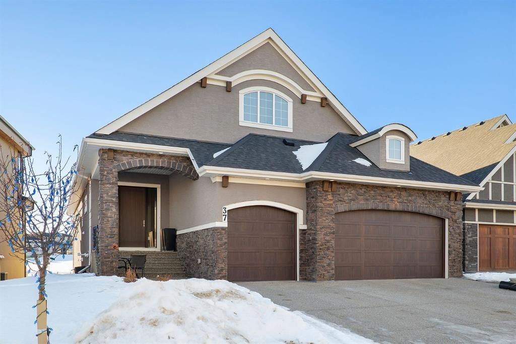Main Photo: 37 CRANBROOK Rise SE in Calgary: Cranston Detached for sale : MLS®# A1060112