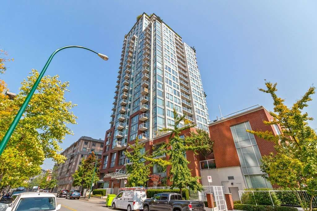 Main Photo: 2501 550 TAYLOR Street in Vancouver: Downtown VW Condo for sale (Vancouver West)  : MLS®# R2561889