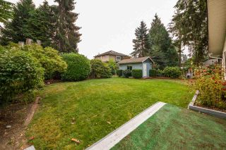 Photo 18: 3620 MCRAE Crescent in Port Coquitlam: Woodland Acres PQ House for sale : MLS®# R2203695