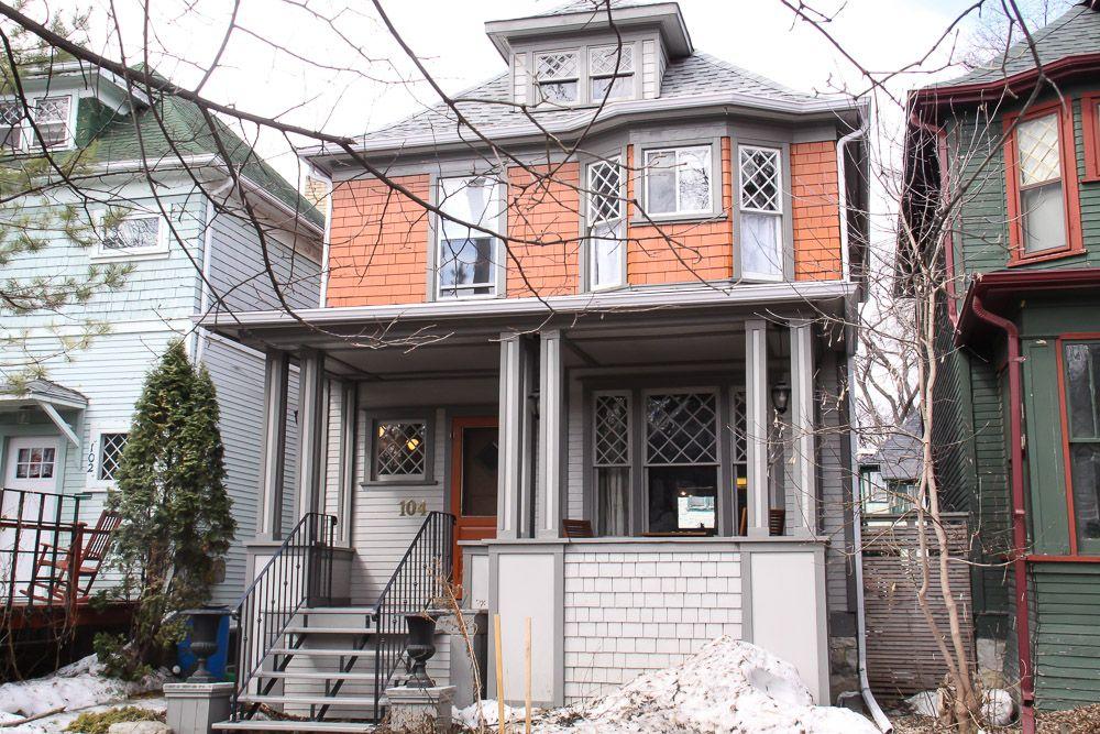 Main Photo: 104 Lenore Street in Winnipeg: West End / Wolseley Single Family Detached for sale (Winnipeg area)  : MLS®# 1407695