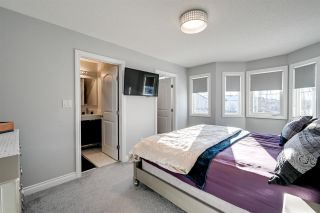 Photo 27: 1541 RUTHERFORD Road in Edmonton: Zone 55 House Half Duplex for sale : MLS®# E4228233