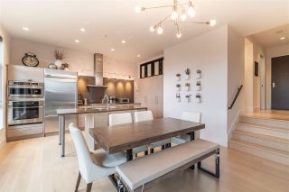 Photo 5: 201 220 SALTER Street in New Westminster: Queensborough Condo for sale : MLS®# R2557447