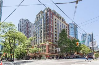 """Photo 1: 1311 819 HAMILTON Street in Vancouver: Downtown VW Condo for sale in """"819 Hamilton"""" (Vancouver West)  : MLS®# R2596186"""