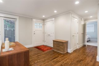 Photo 3: 2311 BALSAM Street in Vancouver: Kitsilano Townhouse for sale (Vancouver West)  : MLS®# R2349813