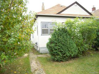 Photo 1: 321 Ferry Road in WINNIPEG: St James Residential for sale (West Winnipeg)  : MLS®# 1321831