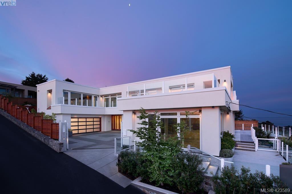 Main Photo: 622 Inglewood Terr in VICTORIA: OB South Oak Bay House for sale (Oak Bay)  : MLS®# 836524
