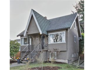 Photo 1: 2880 GRANT Street in Vancouver: Renfrew VE House for sale (Vancouver East)  : MLS®# V1055300