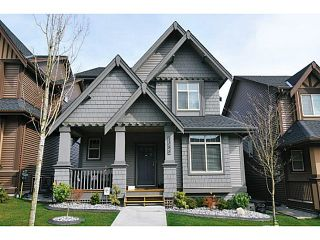 "Photo 1: 1385 TRAFALGAR Street in Coquitlam: Burke Mountain House for sale in ""MERIDIAN HEIGHTS"" : MLS®# V1054846"