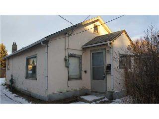 Photo 3: 2828 14 Avenue SE in CALGARY: Albert Park Residential Detached Single Family for sale (Calgary)  : MLS®# C3559658