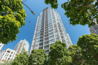 """Main Photo: 1203 1010 RICHARDS Street in Vancouver: Yaletown Condo for sale in """"Gallery"""" (Vancouver West)  : MLS®# R2619634"""