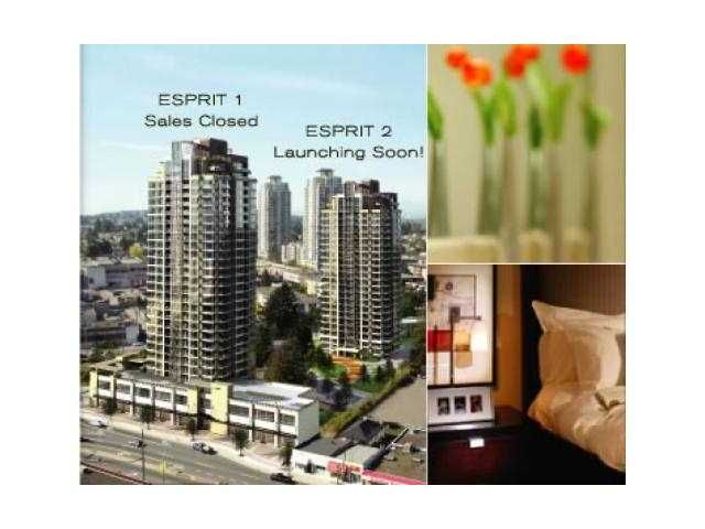 Main Photo: # 1502 7325 ARCOLA ST in Burnaby: Highgate Condo for sale (Burnaby South)  : MLS®# V832900