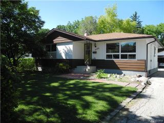 Photo 1: 4283 Eldridge Avenue in Winnipeg: Charleswood Residential for sale (1G)  : MLS®# 1618284