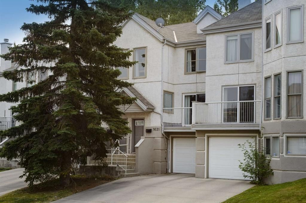 Main Photo: 1631 16 Avenue SW in Calgary: Sunalta Row/Townhouse for sale : MLS®# A1065662