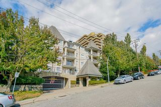 """Photo 1: 210 1035 AUCKLAND Street in New Westminster: Uptown NW Condo for sale in """"Queens Terrace"""" : MLS®# R2617172"""