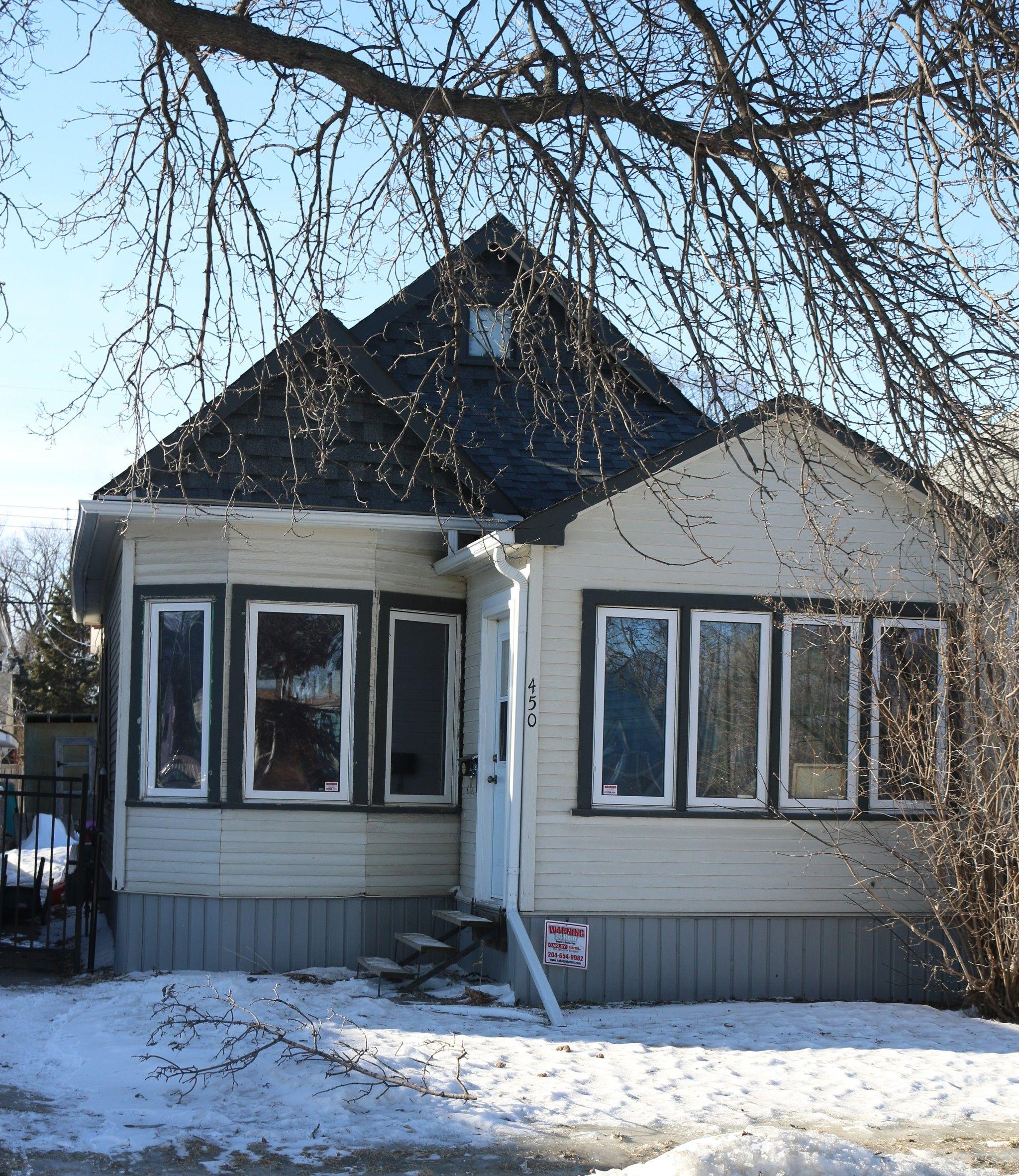 Main Photo: 450 Tweed Avenue in winnipeg: Single Family Detached for sale (3A)  : MLS®# 1705027