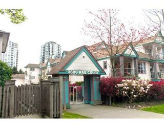 Photo 1: # 203 3680 RAE AV in Vancouver: Condo for sale : MLS®# V821685