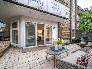 "Photo 19: 108 2250 OXFORD Street in Vancouver: Hastings Condo for sale in ""LANDMARK OXFORD"" (Vancouver East)  : MLS®# R2528239"