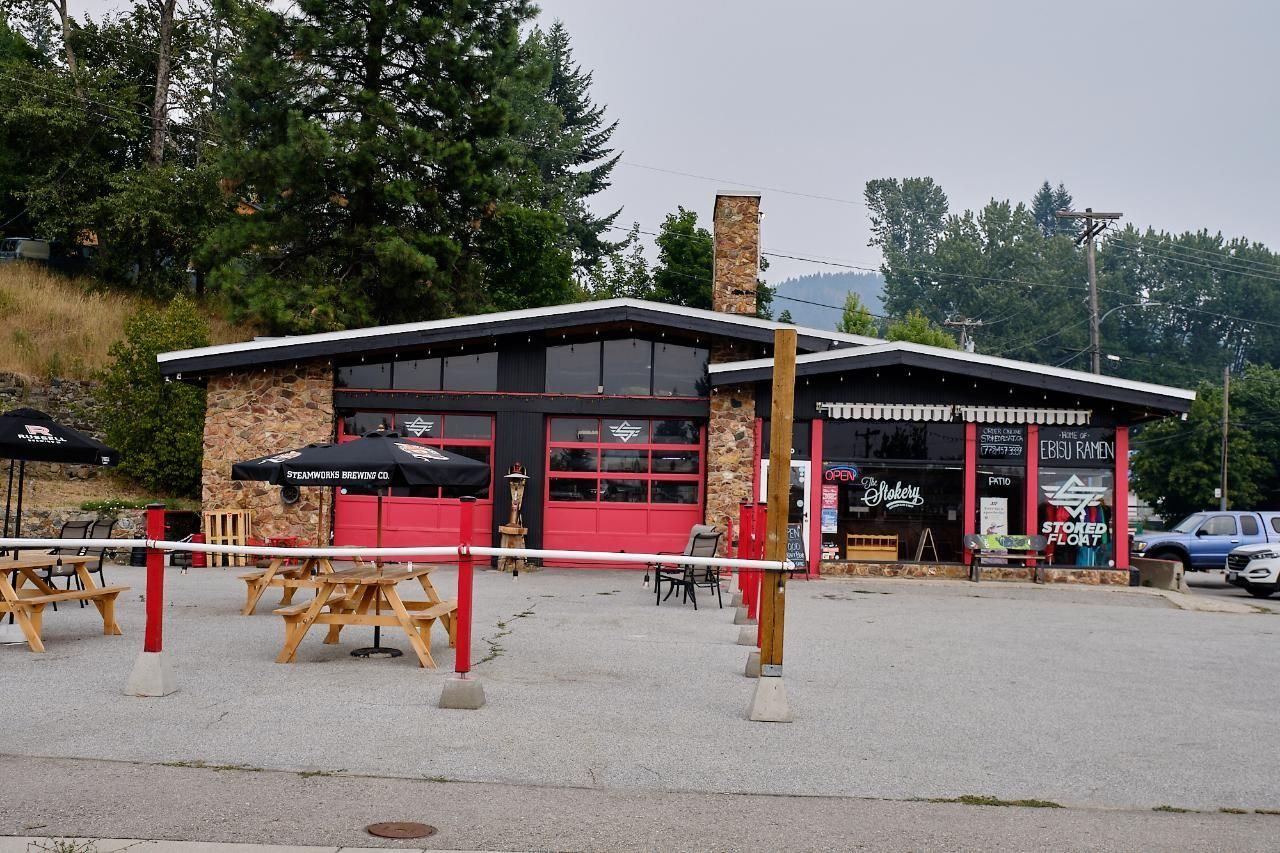 Main Photo: 1890 COLUMBIA AVENUE in Rossland: Retail for sale : MLS®# 2460395
