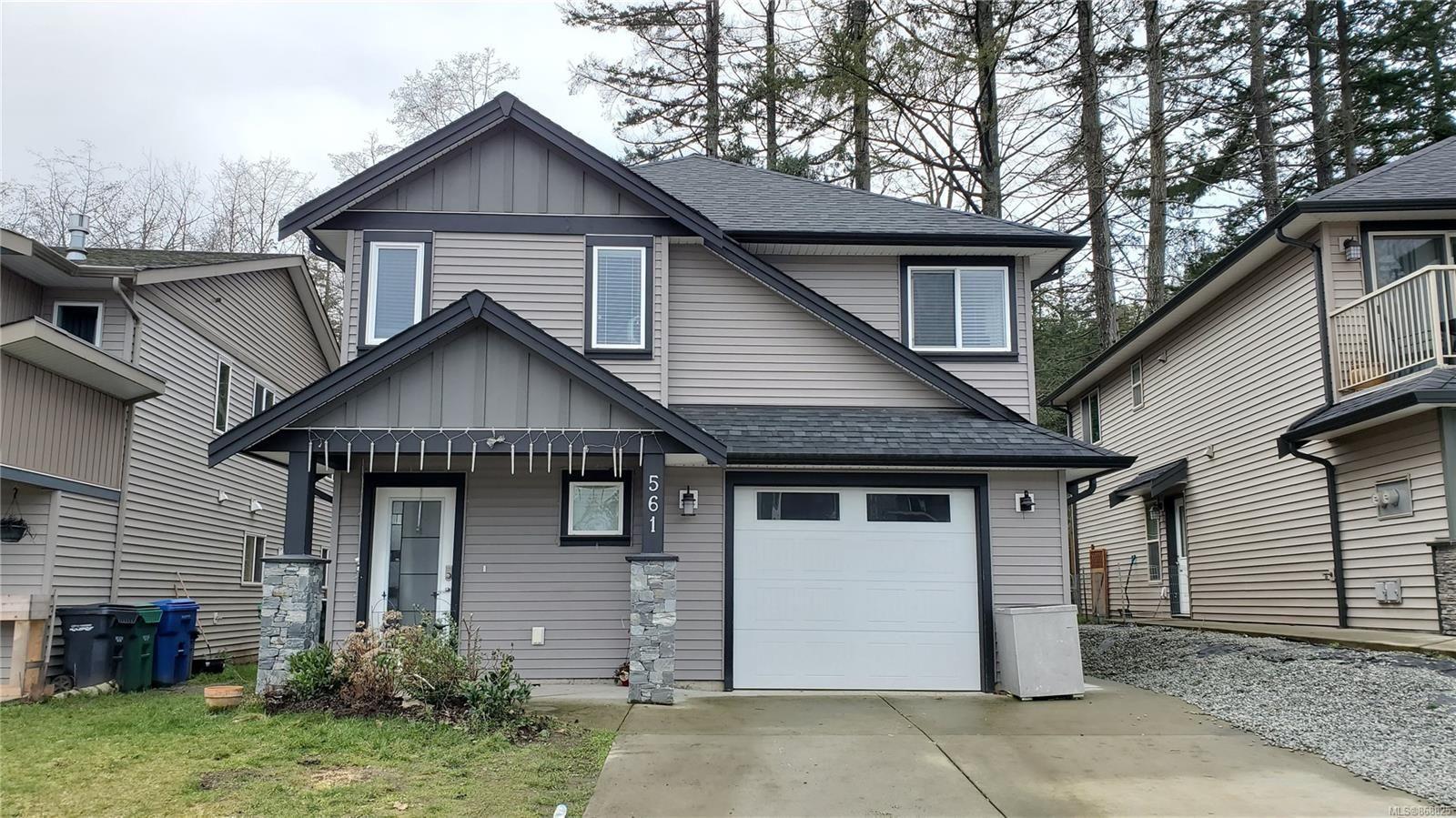 Main Photo: 561 Marisa St in : Na South Nanaimo House for sale (Nanaimo)  : MLS®# 868825