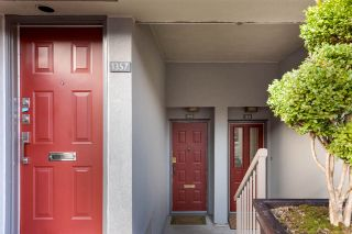 """Photo 3: 1355 W 8TH Avenue in Vancouver: Fairview VW Townhouse for sale in """"FAIRVIEW VILLAGE"""" (Vancouver West)  : MLS®# R2540948"""