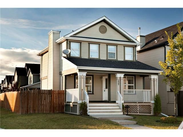 Main Photo: 177 COPPERSTONE Terrace SE in Calgary: Copperfield House for sale : MLS®# C4082041