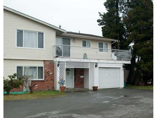 Main Photo: 687 CHAPMAN Avenue in Coquitlam: Coquitlam West 1/2 Duplex for sale : MLS®# V864370