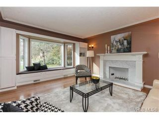 Photo 3: 4445 Pimlott Pl in VICTORIA: SW Royal Oak House for sale (Saanich West)  : MLS®# 724407