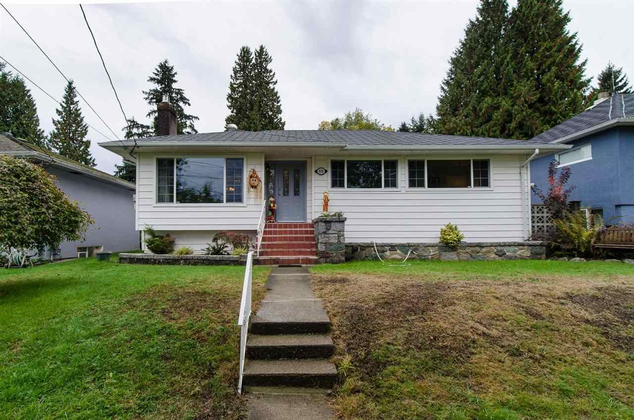 Main Photo: 918 Fourth St, in New Westminster: GlenBrooke North House for sale : MLS®# R2008429