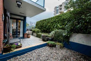 """Photo 37: 102 1725 BALSAM Street in Vancouver: Kitsilano Condo for sale in """"BALSAM HOUSE"""" (Vancouver West)  : MLS®# R2031325"""