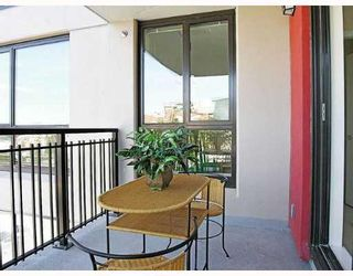 """Photo 6: 1205 813 AGNES Street in New_Westminster: Downtown NW Condo for sale in """"NEWS"""" (New Westminster)  : MLS®# V652250"""