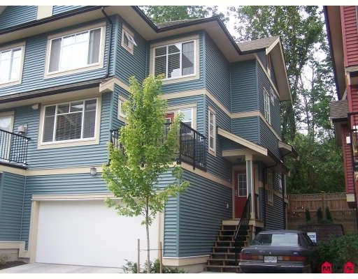 """Main Photo: 18 6635 192ND Street in Surrey: Clayton Townhouse for sale in """"Leafside Lane"""" (Cloverdale)  : MLS®# F2820322"""
