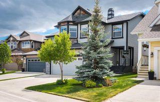 Photo 2: 266 AUTUMN Circle SE in Calgary: Auburn Bay Detached for sale : MLS®# C4187557