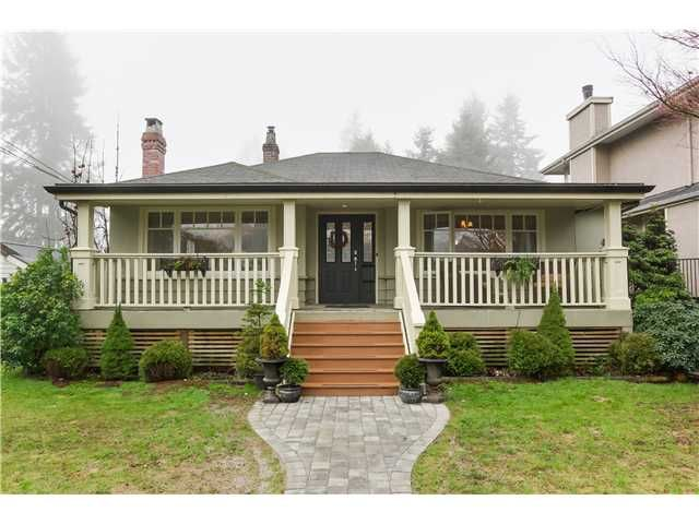 "Main Photo: 1945 PEMBERTON Avenue in North Vancouver: Pemberton Heights House for sale in ""Pemberton Heights"" : MLS®# V1099810"