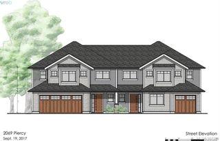 Photo 1: 2069 Piercy Ave in SIDNEY: Si Sidney North-East Half Duplex for sale (Sidney)  : MLS®# 778185