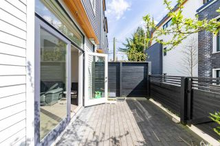 Photo 38: 1492 W 58TH Avenue in Vancouver: South Granville Townhouse for sale (Vancouver West)  : MLS®# R2561926