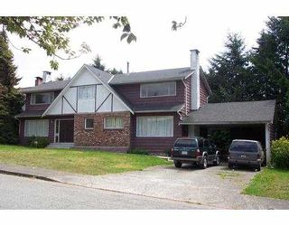 Main Photo: 26 COURTNEY in New_Westminster: The Heights NW House for sale (New Westminster)  : MLS®# V648908