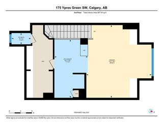 Photo 40: 175 Ypres Green SW in Calgary: Garrison Woods Row/Townhouse for sale : MLS®# A1103647