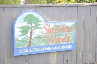 Photo 33: 307 3226 Cowichan Lake Rd in : Du West Duncan Condo for sale (Duncan)  : MLS®# 878594