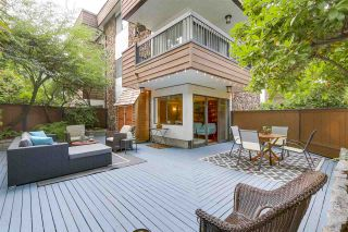 "Photo 1: 104 1484 CHARLES Street in Vancouver: Grandview VE Condo for sale in ""LANDMARK ARMS"" (Vancouver East)  : MLS®# R2203961"