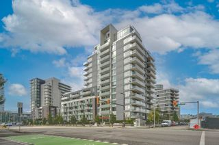 """Photo 2: 612 1661 QUEBEC Street in Vancouver: Mount Pleasant VE Condo for sale in """"Voda At The Creek"""" (Vancouver East)  : MLS®# R2612453"""