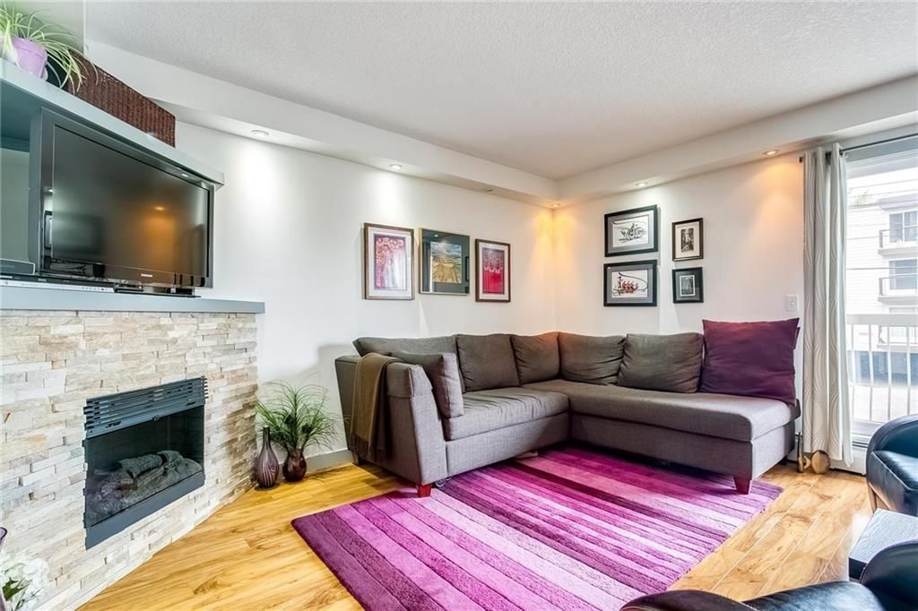 Main Photo: 101 308 24 Avenue SW in Calgary: Mission Apartment for sale : MLS®# C4208156