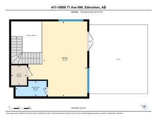 Photo 49: 411 10808 71 Avenue in Edmonton: Zone 15 Condo for sale : MLS®# E4261732
