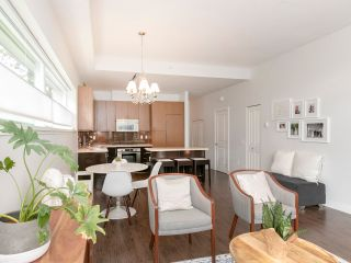 """Photo 12: 1839 CROWE Street in Vancouver: False Creek Townhouse for sale in """"FOUNDRY"""" (Vancouver West)  : MLS®# R2277227"""