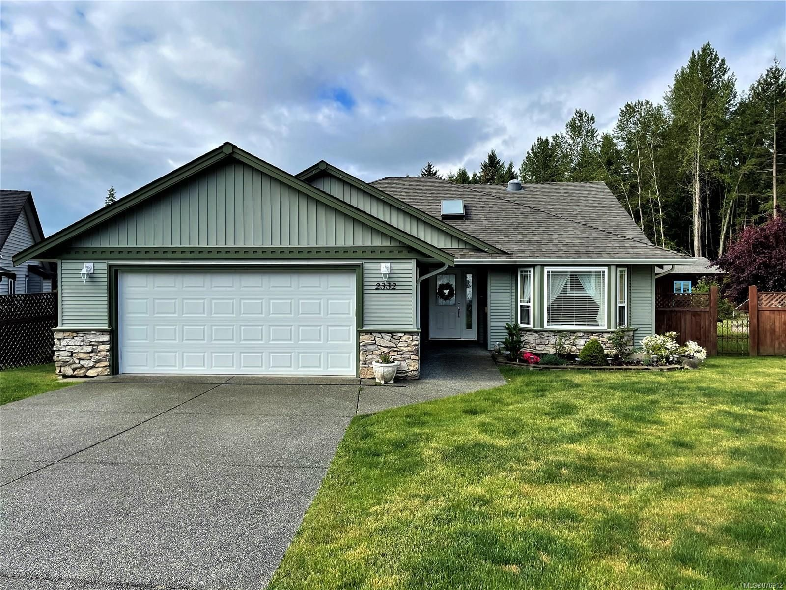 Wheelchair friendly rancher in the Divers Lake area. Fenced cul-de-sac lot is over 10,000 sqft with excellent RV parking to the rear