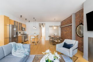 """Photo 3: 401 1072 HAMILTON Street in Vancouver: Yaletown Condo for sale in """"The Crandrall"""" (Vancouver West)  : MLS®# R2620695"""
