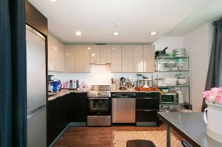 "Photo 8: 509 1919 WYLIE Street in Vancouver: False Creek Condo for sale in ""MAYNARDS BLOCK"" (Vancouver West)  : MLS®# R2401456"