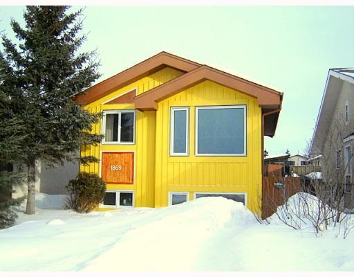 Main Photo: 1869 PLESSIS Road in WINNIPEG: Transcona Residential for sale (North East Winnipeg)  : MLS®# 2900939
