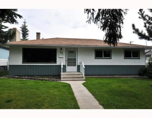 Main Photo: 46 HEALY Drive SW in CALGARY: Haysboro Residential Detached Single Family for sale (Calgary)  : MLS®# C3388908