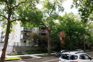 Photo 33: 115 10118 106 Avenue in Edmonton: Zone 08 Condo for sale : MLS®# E4256982