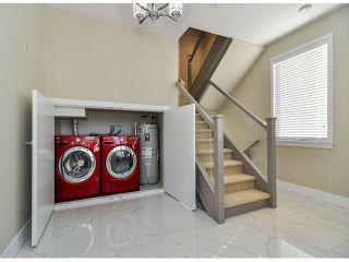 """Photo 11: 1814 E PENDER Street in Vancouver: Hastings Townhouse for sale in """"AZALEA HOMES"""" (Vancouver East)  : MLS®# V1051710"""